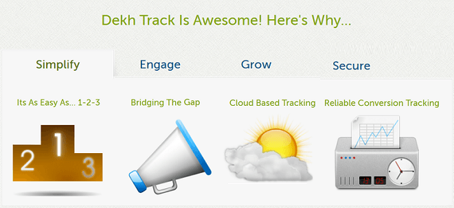 Why Dekh Track Is So Awesome?